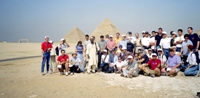 IEEE SBT visiting Egypt for the Region 8 Congress